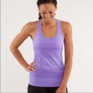 Lululemon Swiftly Tech Racerback. Size 8